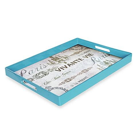 bed bath and beyond trays paris serving tray bed bath beyond