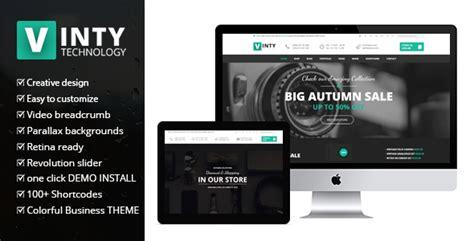 download free vinty woocommerce business wordpress theme