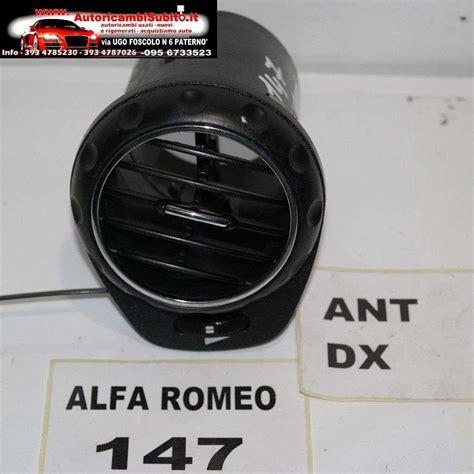 interno alfa 147 alfa romeo alfa 147 ariatore interno dx alf1470027
