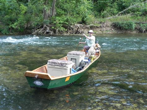 missouri fisherman strives to imitate ozarks trips of past - Missouri River Boat Rs