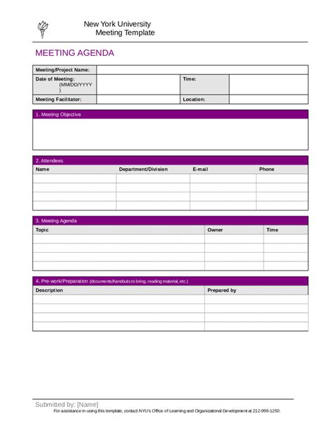 minutes of meeting sample doc copy minute meeting template doc 6