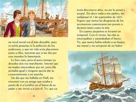 leer libro e robinson crusoe classicos para la juventud youth classics en linea robinson crusoe leer con susaeta