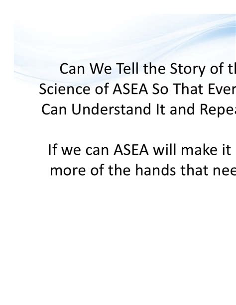 Asea Detox Symptoms by How To Talk About Asea By Dr Gary Samuelson Phd