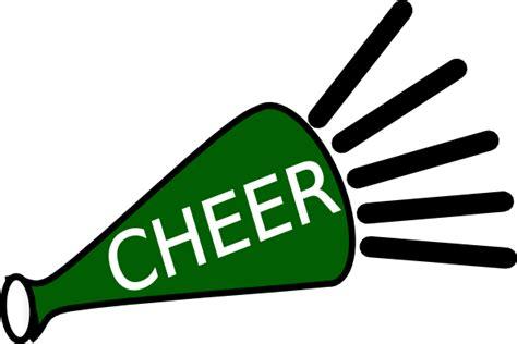 Loggo Cheers Hi green cheer megaphone clipart clipart panda free