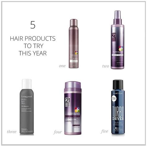 5 Products To Own Or Try by 5 Hair Products To Try This Year The Small Things