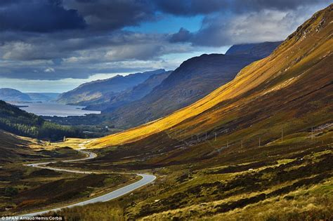 Most Picturesque Towns In Usa by Scotland S Answer To Route 66 Daily Mail Online