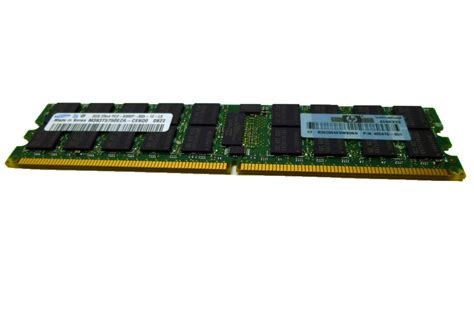 Ram Komputer Server hp 2gb server ram 2rx4 pc2 5300p 555 12 lo 405476 051