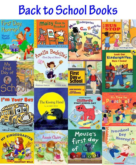 back to school picture books milan library youth back to school books