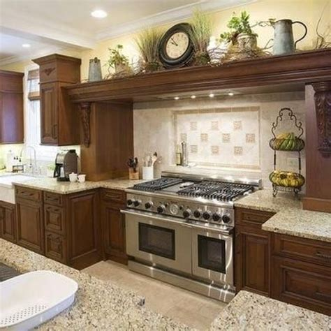 Above Kitchen Cabinets On Pinterest Above Cabinets Cabinet Kitchen Decor Above Cabinets
