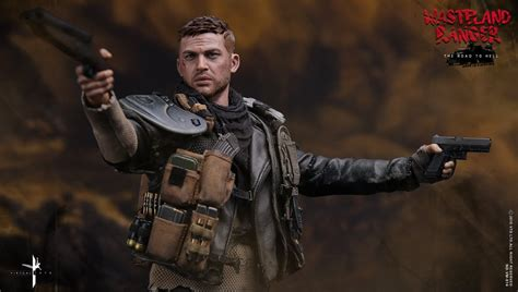 """The Only Mad Max: Fury Road Action Figure Is This High End Bootleg """"Wasteland Ranger""""   The"""