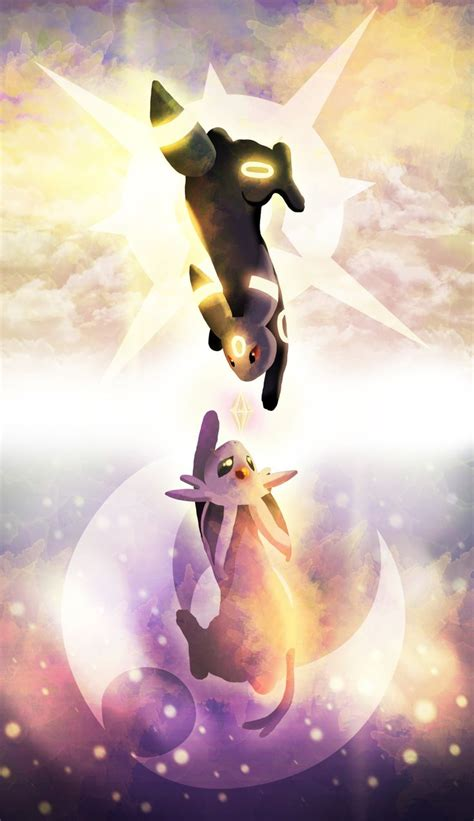 umbreon and espeon snuggles by 988 best images about animal on chibi