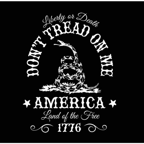 sons of liberty tees don t tread on me liberty or death