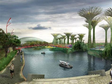 The Bay by 2012 New Attractions Garden By The Bay Singapore City 360