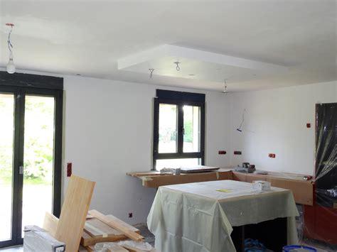 Lu Plafon Mobil Led Faux Plafond Cuisine Simple Faux Plafonds Modernes