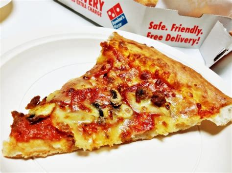 domino pizza hand tossed domino s pizza kovan review the real american hand