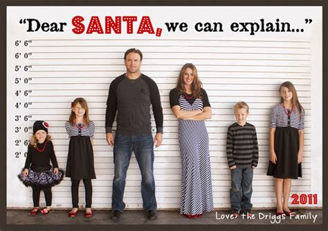 dear santa we can explain card template 25 family picture ideas