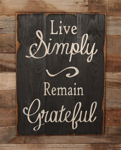 Tinkerbell Wall Mural items similar to large wood sign live simply remain
