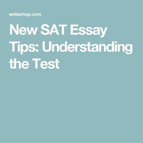 Tips For Writing The Sat Essay by Best 25 Sat Essay Tips Ideas On Essay Writing Skills Ielts Tips Reading And