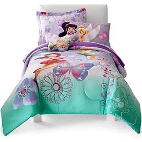 jcpenney twin comforters disney 174 fairies sparkling friendship twin full comforter