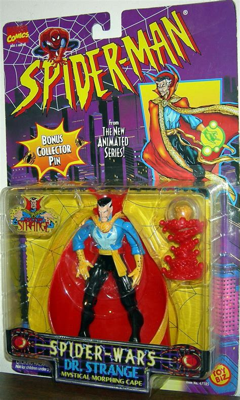 Stock Akhir Figure Doctor Strange dr strange figure spider wars spider biz