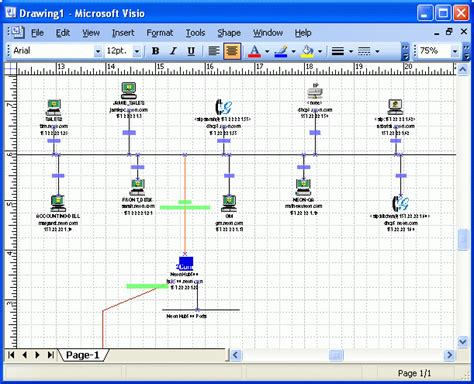 microsoft visio description 28 images a tool for drawing figures and diagrams for thesis