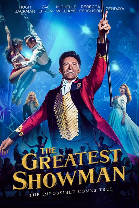 the greatest showman the greatest showman 2017 posters the database