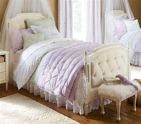 blythe tufted bed