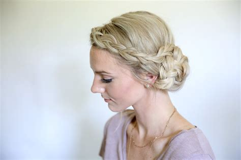 prom hairstyles side buns side bun homecoming hairstyles hairstyles