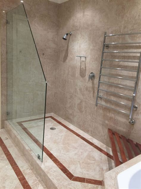 bathroom floor leaking shower balcony repair gallery