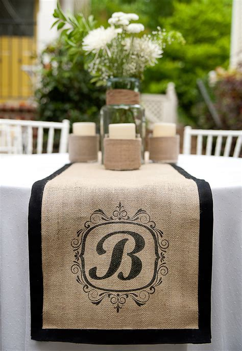 rustic wedding ideas 10 fab burlap etsy wedding ceremony