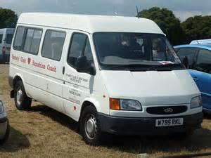 Woodfield Ford Woodfield School Ford Transit Euromotive M14 W795