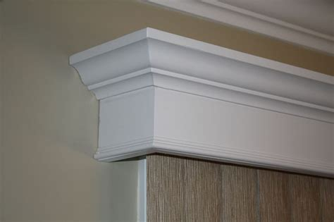 Where To Buy Cornice A Wooden Cornice For The Vertical Blinds On Out