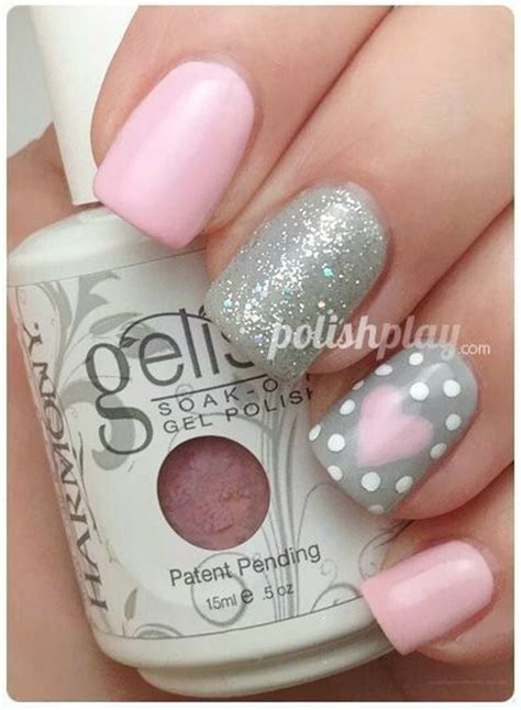 Gelnagels Design by Nageldesign Gel 5 Besten Nagel Design Bilder De