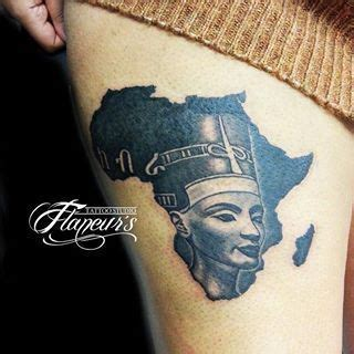 nubian queen tattoo designs for images