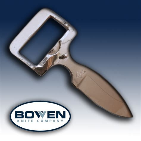 bowen belt buckle knife everyday carry is edc