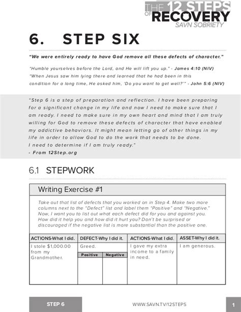 printable version of aa how it works na 12 step worksheets worksheets releaseboard free