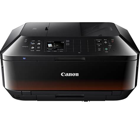 Printer Canon canon pixma mx925 all in one wireless inkjet printer with fax deals pc world