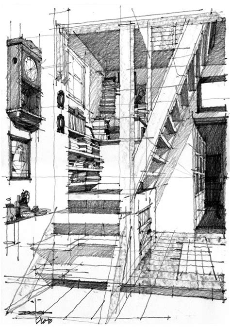 25 best ideas about architectural drawings on