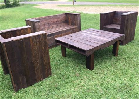 patio pallet furniture plans diy pallet chairs for patio outdoor pallet furniture plans