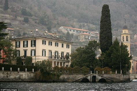 george clooney home in italy george clooney s lake como neighbours say it is being