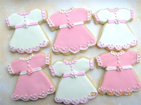 Pink Baby Shower Cookies Recipes by Baby Shower Cookies Cakecentral