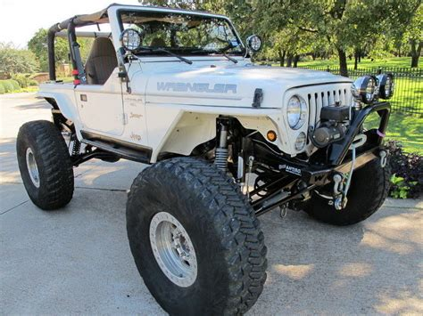 Jeep Wrangler Rock Crawler Rock Crawler 1997 Jeep Wrangler For Sale