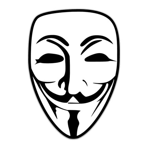 Free Online Design Software hacker clipart anonymous mask pencil and in color hacker
