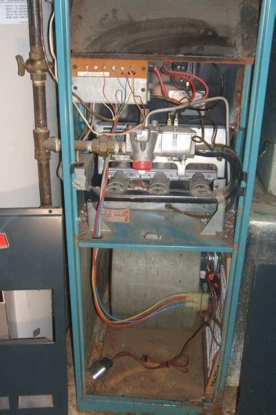 furnace won t light the burners bryant gas furnace burner wont stay on hvac diy