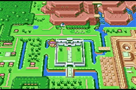 legend of zelda gba map the legend of zelda a link to the past screenshots for