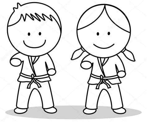 karate stock vector 169 redrockerz99 82304830
