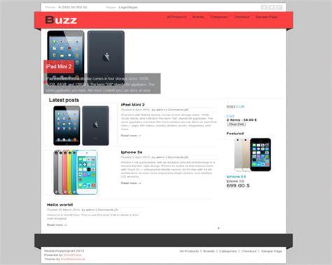 theme buzz blog 30 plantillas gratis para tu ecommerce blog de host europe