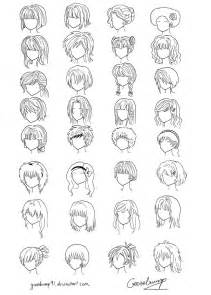 step by step hairstyles to draw step by step cute hairstyles for teens