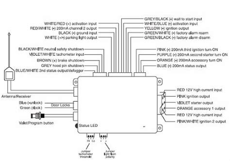 viper 5701 wiring diagram wiring diagram