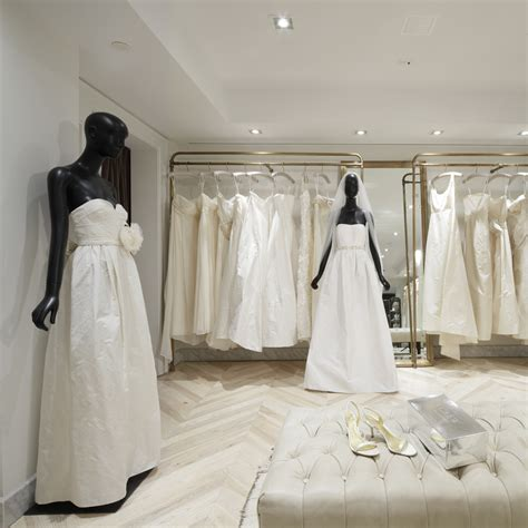 inside j crew bridal boutique